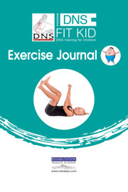 DNS FIT KID Exercise Journal
