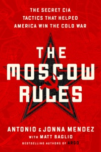The Moscow Rules Book Cover