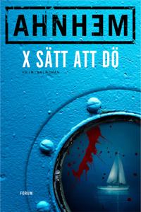 X sätt att dö Cover Book