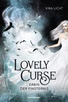 Kira Licht - Lovely Curse, Band 1: Erbin der Finsternis artwork