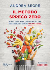 Il metodo spreco zero Copertina del libro