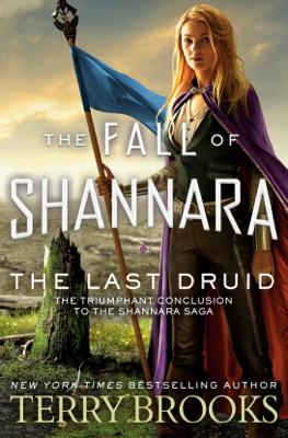 Terry Brooks - The Last Druid book