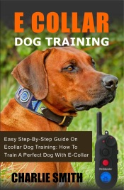 E Collar Dog Training - Easy Step-By-Step Guide On Ecollar Dog Training: How To Train A Perfect Dog With E-Collar