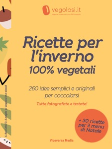 Ricette per l'inverno 100% vegetali da Vegolosi Copertina del libro