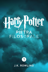 Harry Potter e la Pietra Filosofale (Enhanced Edition) Libro Cover