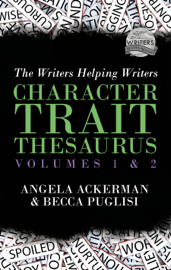 The Character Trait Thesaurus Boxed Set
