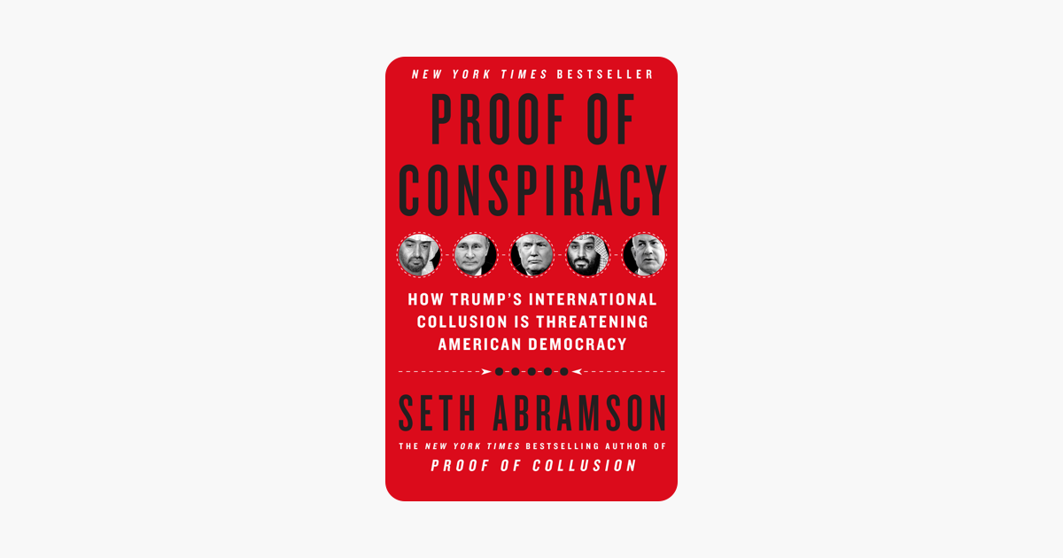Proof of Conspiracy - Seth Abramson