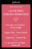 Mejores comedias románticas (Pack con: A las ocho, en el Thyssen  Savage & Blue  Degústame  Lo que pasa en Las Vegas) Book Cover