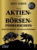 Beate Sander - Der Aktien- und Börsenführerschein – Jubiläumsausgabe Grafik