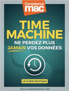 Time Machine : Ne perdez plus jamais vos données La couverture du livre martien
