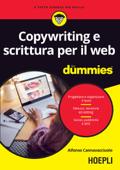 Copywriting e scrittura per il web Book Cover