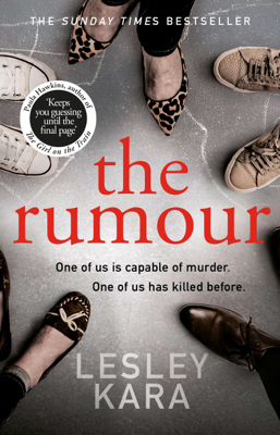 Lesley Kara - The Rumour book