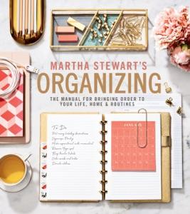 Martha Stewart's Organizing Book Cover