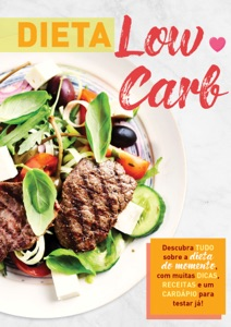 Dieta Low Carb Book Cover