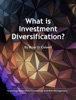 What Is Investment Diversification?