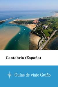Cantabria (España) - Guías de viaje Guiño Book Cover