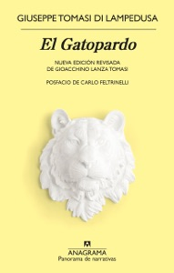 El Gatopardo Book Cover