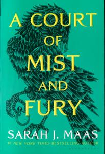 A Court of Mist and Fury Capa de livro