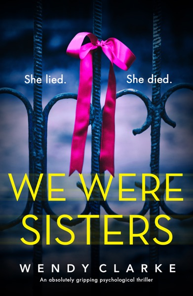 We Were Sisters - Wendy Clarke book cover
