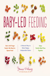 Baby-Led Feeding Copertina del libro