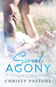 Sweet Agony Book Cover