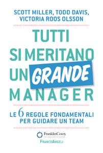Tutti si meritano un grande manager Book Cover