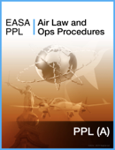 EASA PPL Air Law and Ops Procedures Book Cover