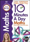 10 Minutes A Day Maths, Ages 9-11 (Key Stage 2)