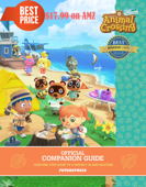 Animal Crossing New Horizons Official Book Cover