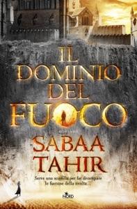 Il dominio del fuoco Book Cover