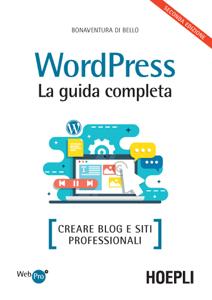 Wordpress. La guida completa Copertina del libro