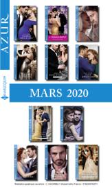 Pack mensuel Azur : 11 romans (Mars 2020)