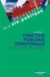 Fonction Publique Territoriale 3e Dition