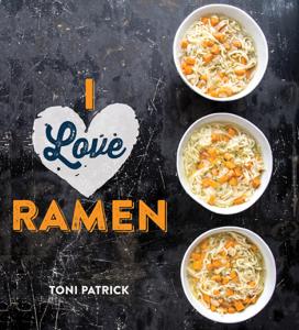 I Love Ramen Book Cover