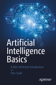 Artificial Intelligence Basics Book Cover