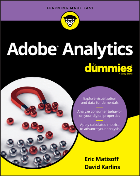 Adobe Analytics For Dummies