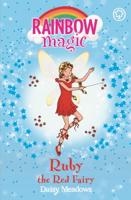 Daisy Meadows - Ruby the Red Fairy artwork