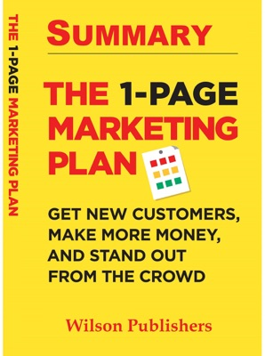 The 1: Page Marketing Book Summary