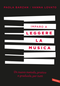Imparo a leggere la musica Copertina del libro
