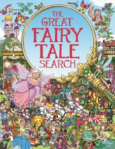 The Great Fairy Tale Search Book Cover