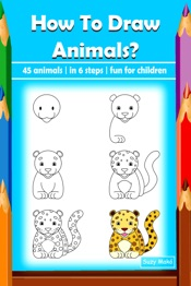 How To Draw Animals?