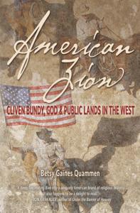 American Zion Copertina del libro