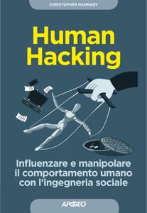 Human Hacking Copertina del libro