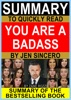 Summary to Quickly Read You Are a Badass by Jen Sincero