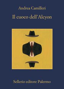 Il cuoco dell'Alcyon Libro Cover