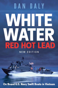 White Water Red Hot Lead Libro Cover
