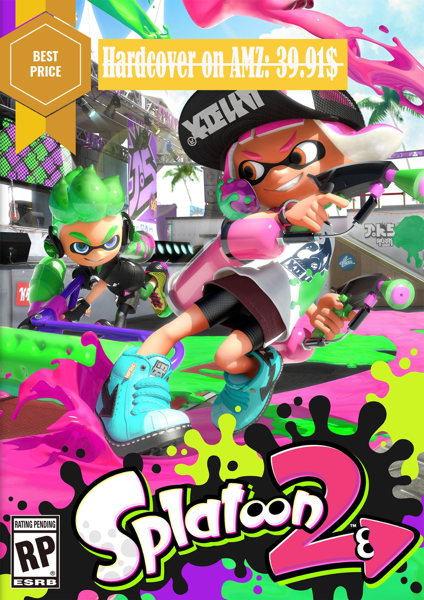 Splatoon 2: Official Companion Guide