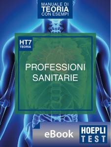 Hoepli Test 7 - Professioni sanitarie Copertina del libro