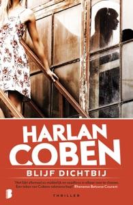 Blijf dichtbij Door Harlan Coben Boekomslag