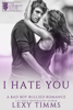 Lexy Timms - I Hate You  artwork